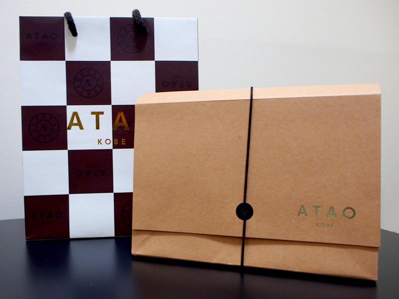 ATAO アタオ長財布