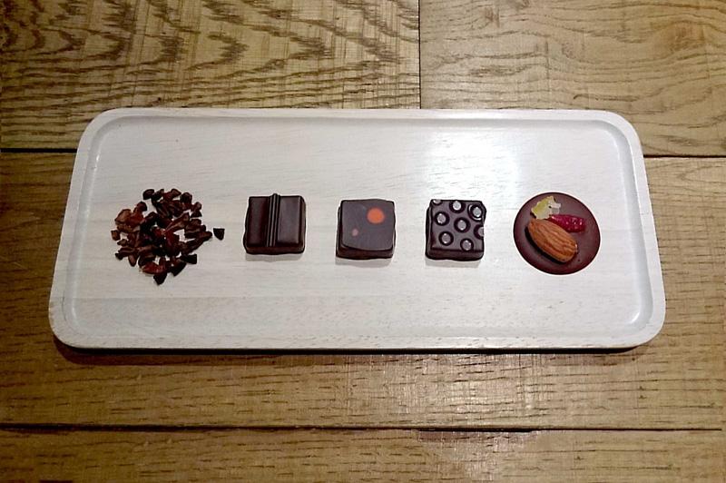 green bean to bar CHOCOLATE